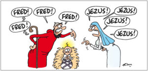 Jezus,Fred